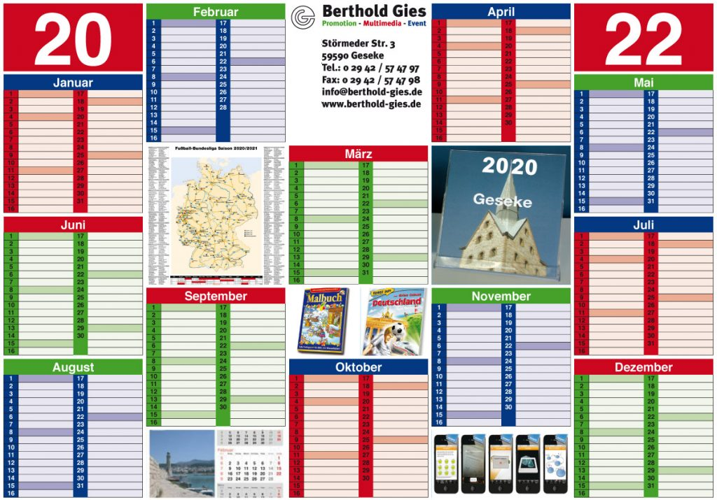 Flexkalender2022